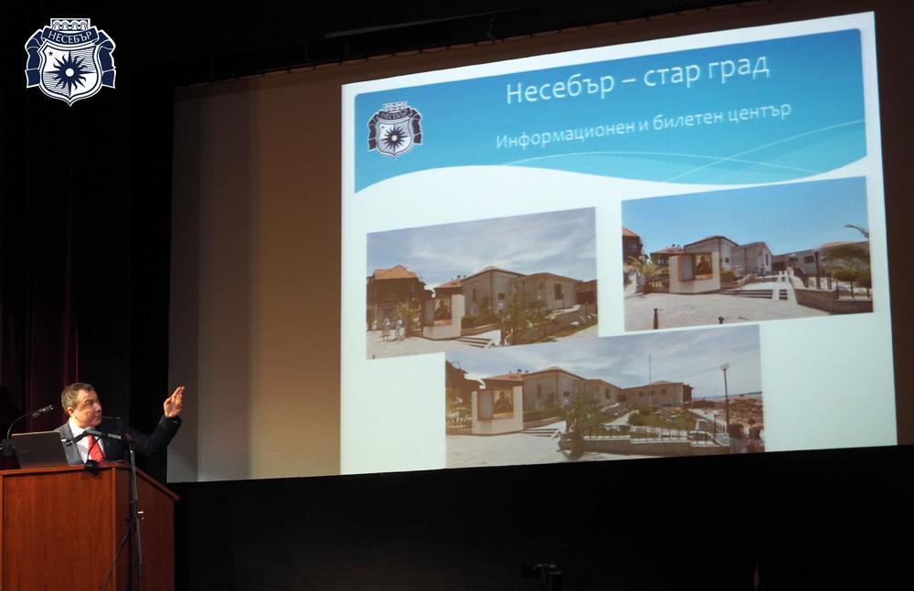 Кметът на Несебър направи равносметка на своята 10-годишна работа